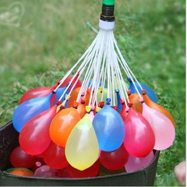 Barevné magické balonky na vodní bomby