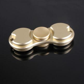 Zlatý Fidget Spinner s keramickým ložiskem