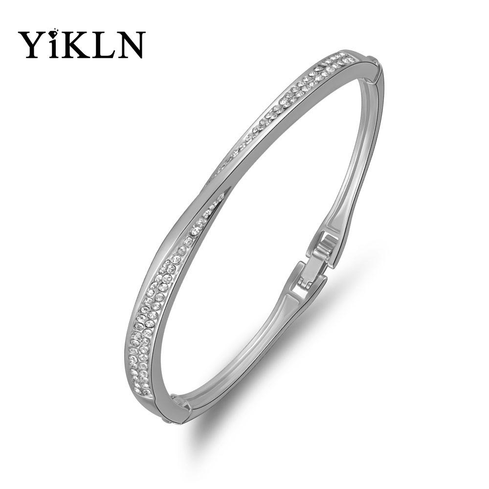 Dámský náramek YiKLN Brac RG2 platinum