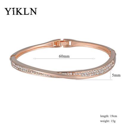 Dámský náramek YiKLN Brac RG2 rose gold