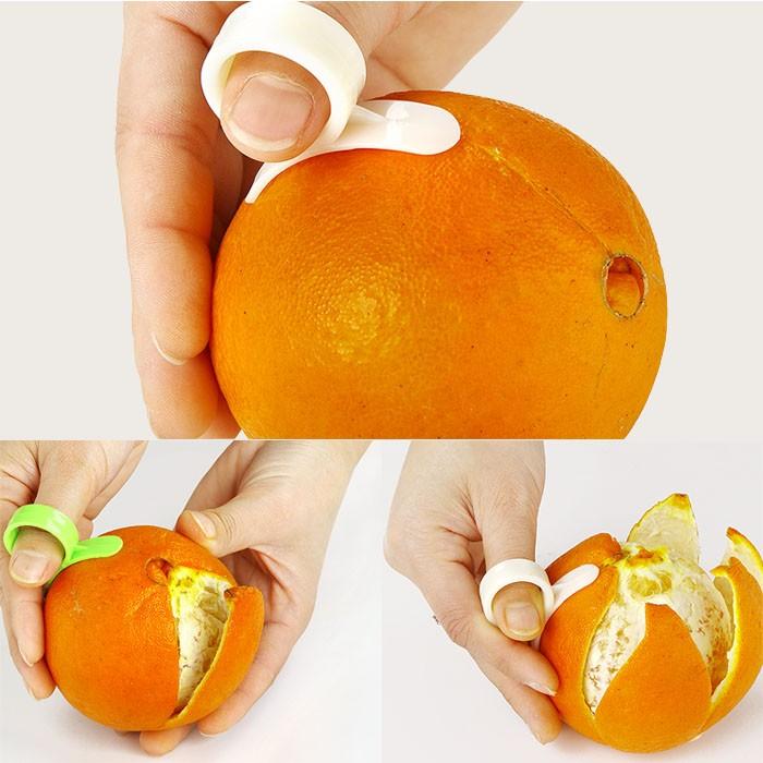 Ruční odkrajovač kůry pomeranče a citrusů