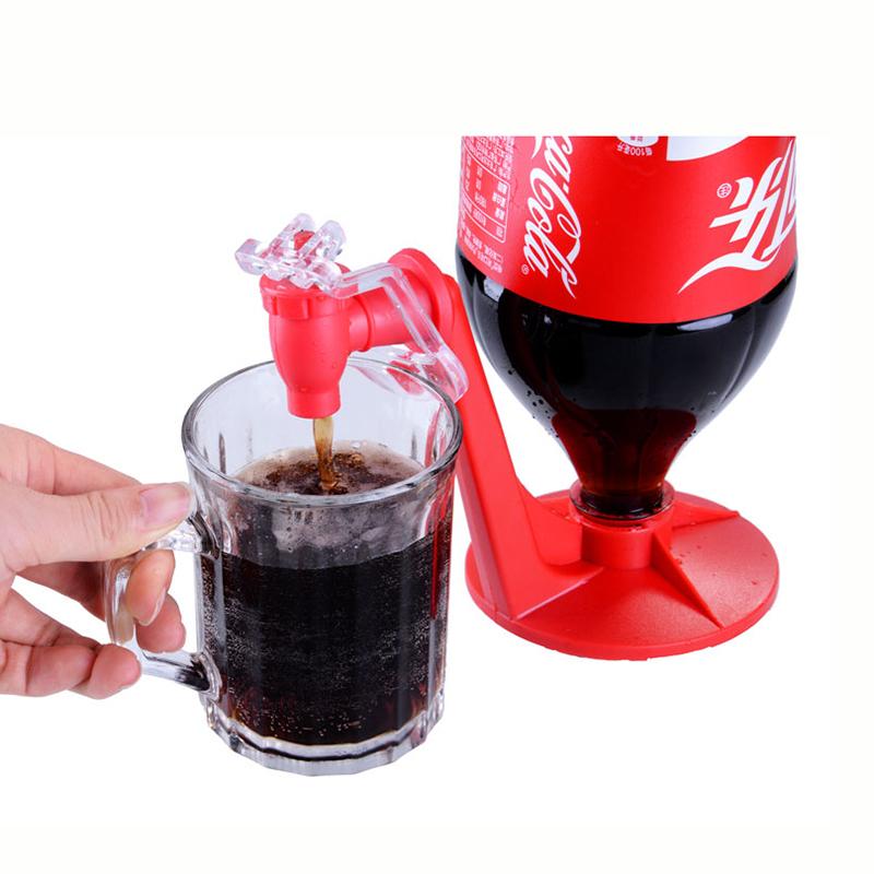 Mini pípa pro čepování nápojů z PET lahví