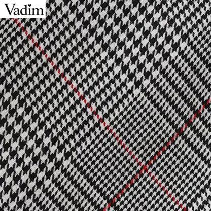 Elegantní dámské šaty Vadim QZ rozšířený rukáv
