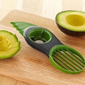 Skvělý čistič a nůž na avokádo